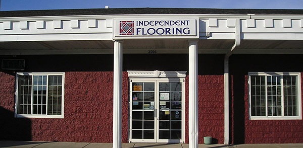 Independent Flooring, Inc. has been serving the Eau Claire regional area for since April 1984.